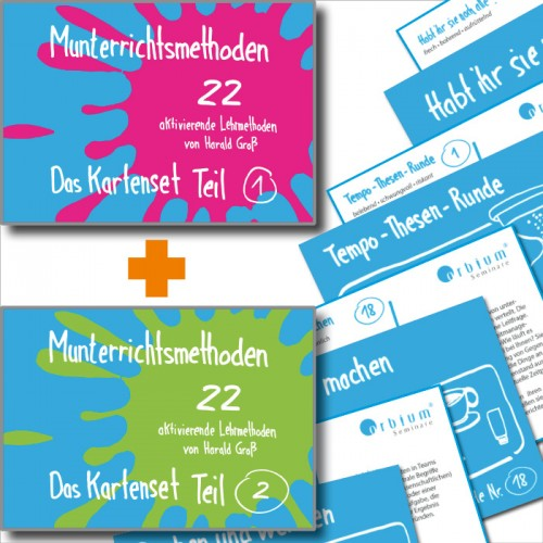 Buch Munterrichtsmethoden Kartenset Eins plus Zwei_01