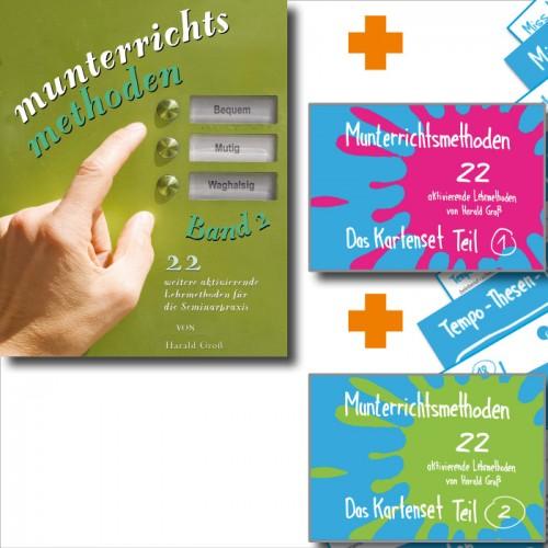 Buch Munterrichtsmethoden Teil zwei_plus Kartenset Zwei plus Eins_01