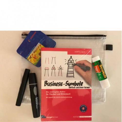Business Symbol Trainer Set 1