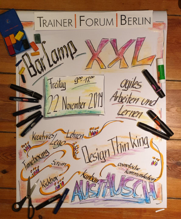 Trainer Forum Berlin XXL